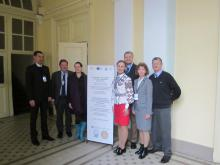 Participants of X UESA Congress in Lviv